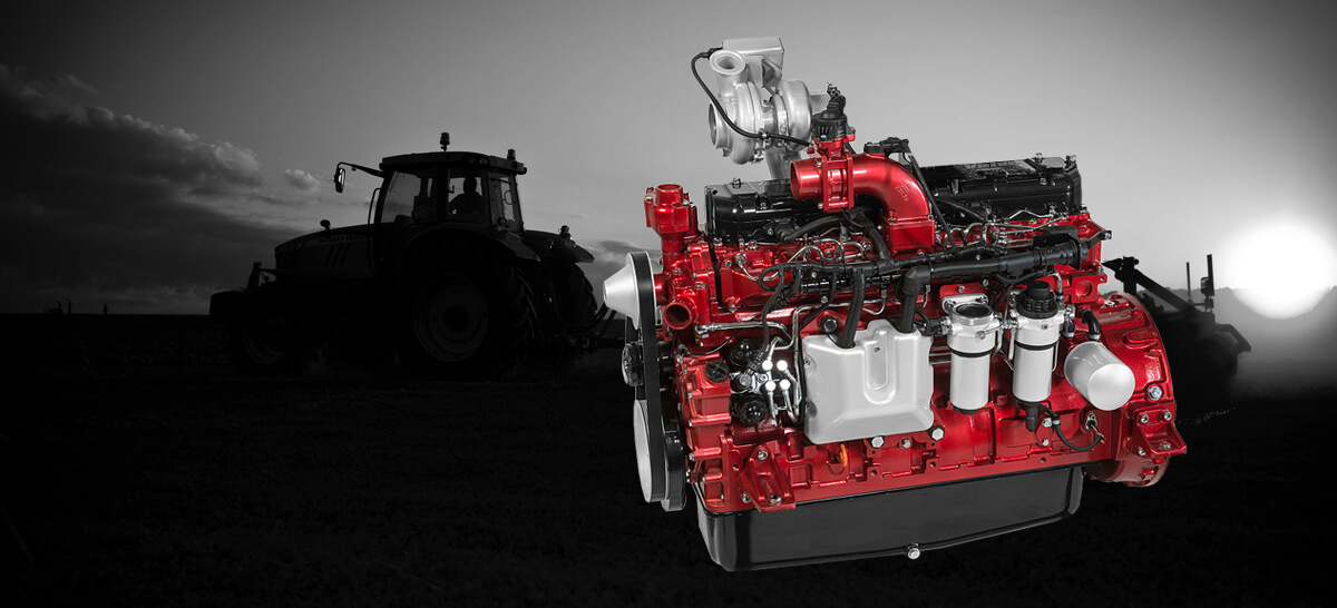 Agcopower | The next generation in engine power